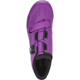 Bontrager Sonic Road Sko Damer, purple lotus